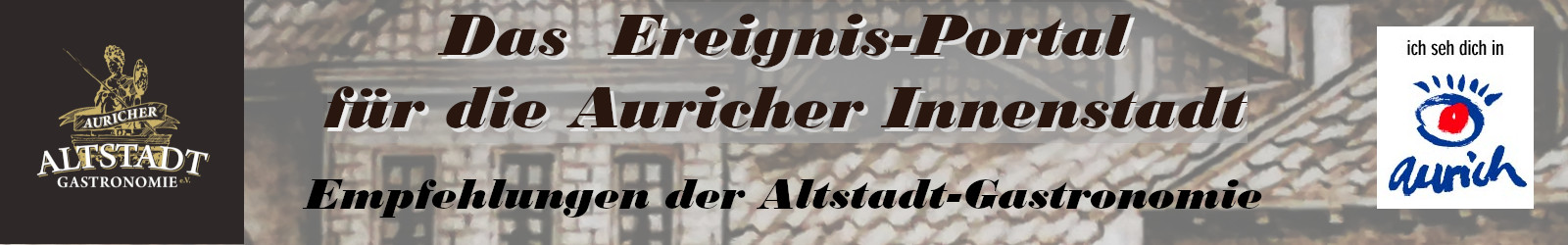 Auricher Altstadt-Gastronomie